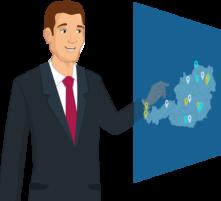 SelectLine Partner in Österreich finden
